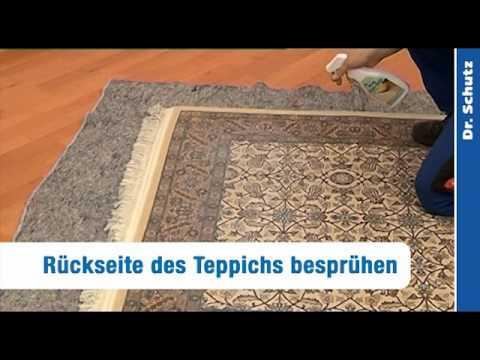 Teppich Stopp Anti Rutsch Spray