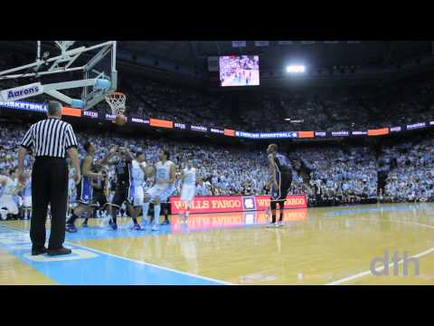 Video: Re-live UNC's victory over Duke from pre-game to aftermath