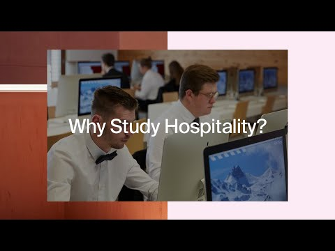 Why Study Hospitality? Top Trends in Travel & Tourism 2019