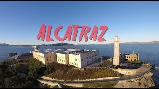 Flying from San Francisco to Alcatraz with an fpv drone