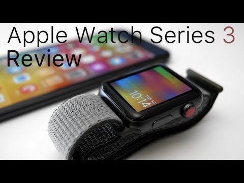 Apple Watch Series 3 Review - It's Finally Great!