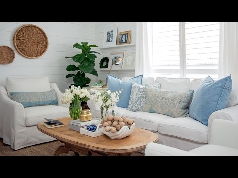 Interior Design — DIY Cottage-Style Home