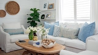 Interior Design — DIY Cottage-Style Home