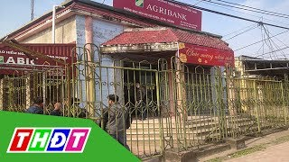 Thái Bình: Cướp ngân hàng ngay giữa trưa | THDT