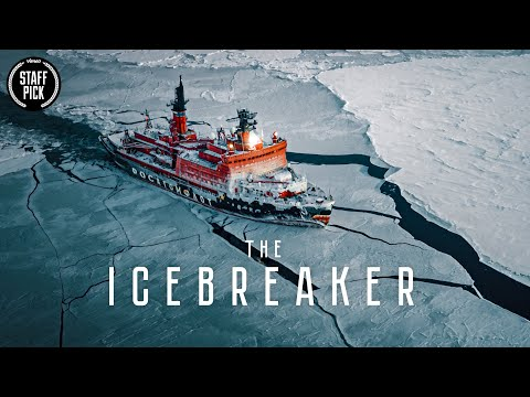 Yamal, the biggest nuclear icebreaker