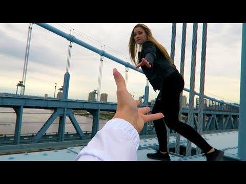 DON'T CLIMB THE BRIDGE!!