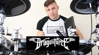 Reasons to Live. Dragonforce. Drums. Ultra Beatdown