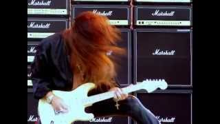 Yngwie Malmsteen - I´d Die Without You (lyrics)