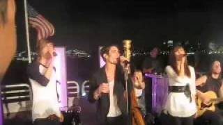 The All American Rejects - The Wind Blows (Acoustic duet) Live from The Hudson