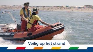 Veilig op het strand - RijnmondVeilig
