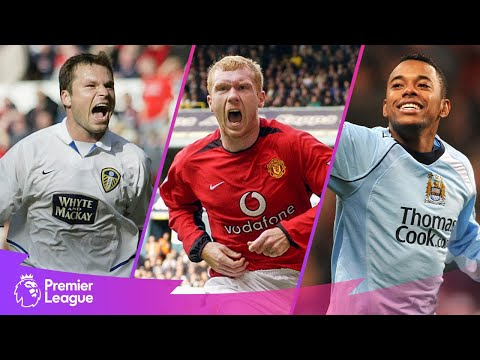 Scholes STUNNER, Robinho LOB, Viduka TURN & FINISH | Classic goals from MW5 fixtures