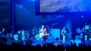 Arcade Fire - Half Light II @ MSG NYC 8/4/10