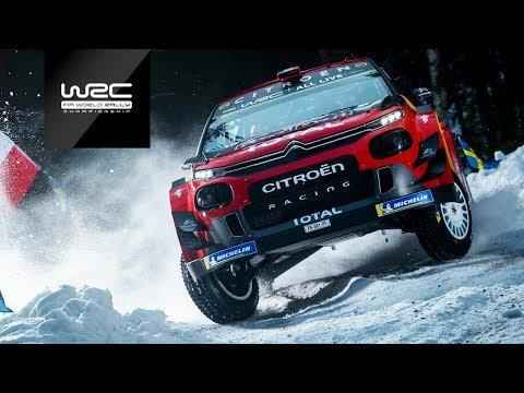 WRC/Rally Suecia - Shakedown