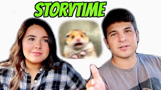 THE TIME WE GOT A HAMSTER AND THEN RETURNED IT...storytime