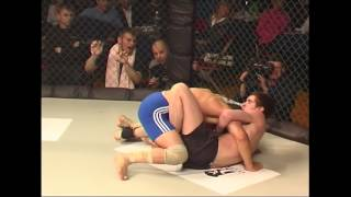 Ardak Nazarov  (Kaz) vs Sergey Drendrozhik  (BLR) 2005  Pankration