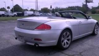 2005 BMW 645CI Savannah GA