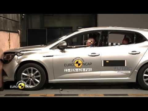 NCAP: Renault Megane