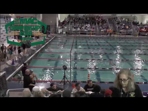 2018 MAC Swimming Championships - Session 3