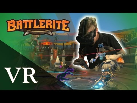 Literally Just A Bunch Of Reasons Why Battlerite Is Great