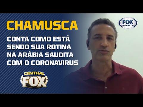 ISOLAMENTO!; Chamusca conta como está sendo a rotina na Arábia Saudita na pandemia do coronavírus