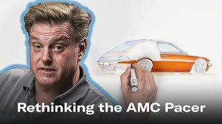 Rethinking The AMC Pacer | Chip Foose Draws A Car - Ep.6