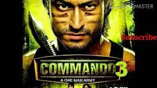 Akhiyaan Milavaga Arijit Singh Commando 3 New Song