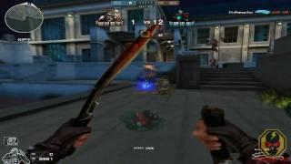 CrossFire China - Commandos [Hero Mode X]!