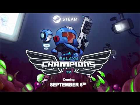 Galaxy Champions TV - Launch Trailer thumbnail