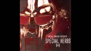 MF DOOM- Special Herbs Vol 9-10 (Full Album)