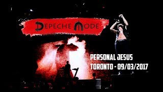 Depeche Mode - Personal Jesus - Live in Toronto @ ACC - September 3, 2017