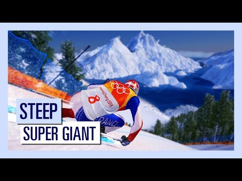 STEEP – Olympic Event Overview / Super Giant