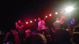 Dance Gavin Dance - The Backward Pumpkin Song - Live at Black Sheep