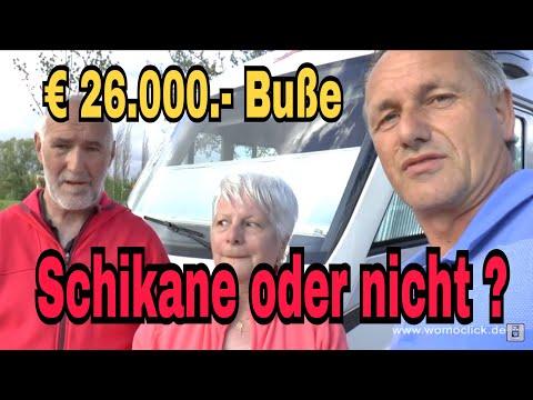 26.000.- Buße für Schweizer