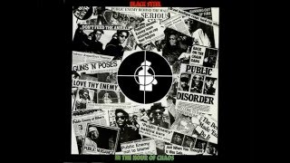 Public Enemy -  Black Steel In The Hour Of Chaos (Instrumental)