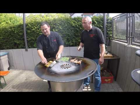 Wetterauer Feuerplatten Griller