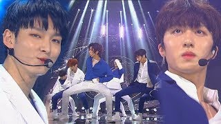 《SEXY》 SF9(에스에프나인) - Now or Never(질렀어) @인기가요 Inkigayo 20180902