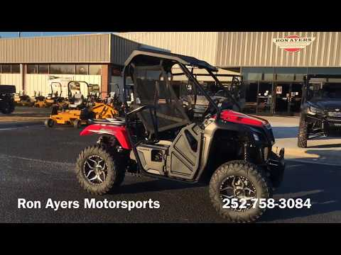 2018 Honda Pioneer 500 in Greenville, North Carolina - Video 1