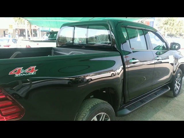 Toyota Hilux Revo V Automatic 2.8 2020 for Sale in Islamabad