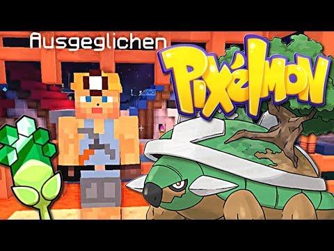 Pixelmon Pokémon Minecraft 14 Wettrennen Durch Die Arena Erdorden
