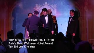 Top Asia Corporate Ball 2013 | Tan Sri Lee Kim Yew