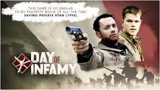 Day of Infamy - MY FAVORITE GAME!!!