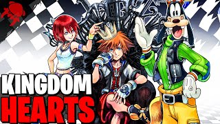 KINGDOM HEARTS | CHRONOLOGIE - Iconoclaste - dooclip.me