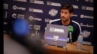 """""""Vencer al Albacete nos coloca terceros; ese es nuestro objetivo"""""""