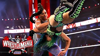 Bully Ray Compares Sasha – Bianca Staredown To Historic WrestleMania Moment