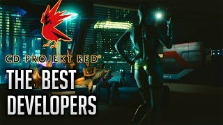 Why gamers love CD Projekt Red so much