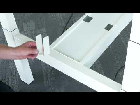SWAN Flex 3 EL bench montage wandklemmen