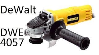 DeWALT DWE4057 - відео 1