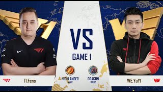 T1 vs World Elite - Group B Winners - Gold Club World Cup