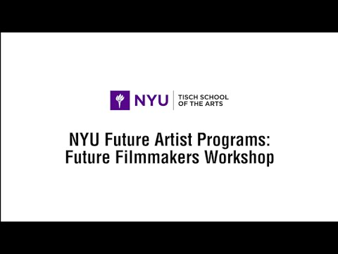 Future Filmmakers Workshop