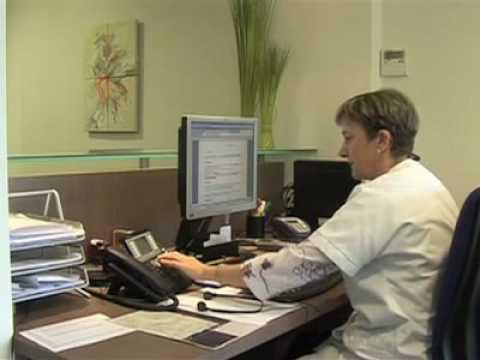 Le médecin flebolog linscription chez le médecin smolensk